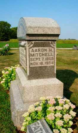 MITCHELL, AARON H. - Union County, Ohio | AARON H. MITCHELL - Ohio Gravestone Photos