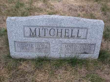 MITCHELL, CHESTER FLOYD - Union County, Ohio | CHESTER FLOYD MITCHELL - Ohio Gravestone Photos