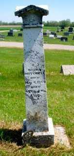 MITCHELL, DIXON - Union County, Ohio   DIXON MITCHELL - Ohio Gravestone Photos
