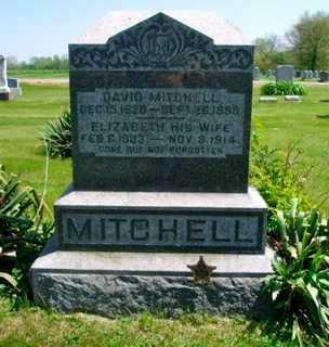 MITCHELL, MARY ELIZABETH - Union County, Ohio   MARY ELIZABETH MITCHELL - Ohio Gravestone Photos