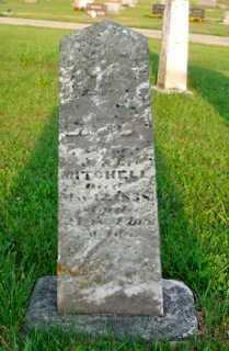MITCHELL, DAVID - Union County, Ohio | DAVID MITCHELL - Ohio Gravestone Photos