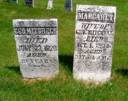 MITCHELL, GEORGE - Union County, Ohio | GEORGE MITCHELL - Ohio Gravestone Photos