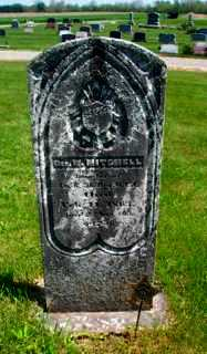 MITCHELL, GEORGE WELCH - Union County, Ohio | GEORGE WELCH MITCHELL - Ohio Gravestone Photos