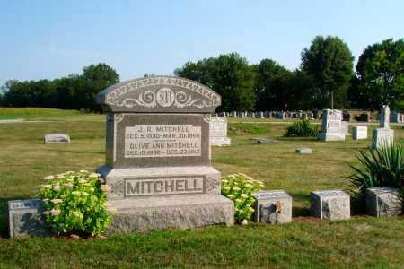 MITCHELL, JAMES ROBINSON 'J. R.' - Union County, Ohio | JAMES ROBINSON 'J. R.' MITCHELL - Ohio Gravestone Photos