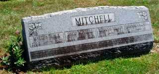 MITCHELL, JUDGE DAVID - Union County, Ohio   JUDGE DAVID MITCHELL - Ohio Gravestone Photos