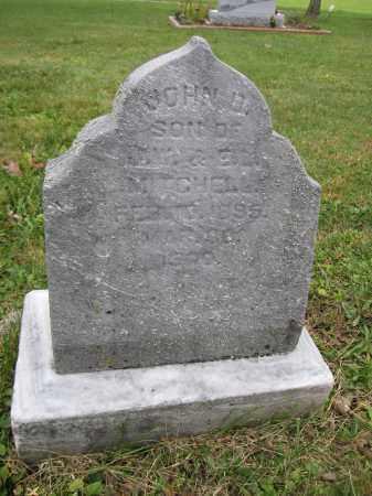 MITCHELL, JOHN D. - Union County, Ohio   JOHN D. MITCHELL - Ohio Gravestone Photos