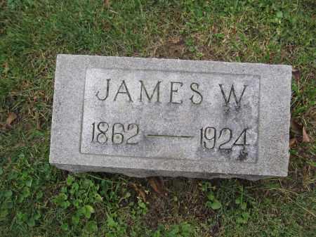 MITCHELL, JAMES W. - Union County, Ohio   JAMES W. MITCHELL - Ohio Gravestone Photos