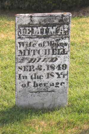MITCHELL, JEMIMA - Union County, Ohio | JEMIMA MITCHELL - Ohio Gravestone Photos