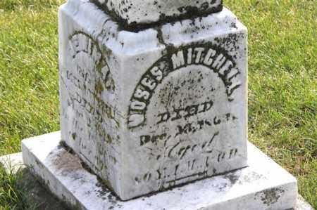 MITCHELL, MOSES - Union County, Ohio   MOSES MITCHELL - Ohio Gravestone Photos