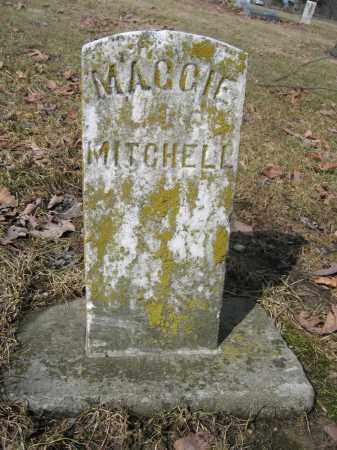 MITCHELL, MAGGIE - Union County, Ohio   MAGGIE MITCHELL - Ohio Gravestone Photos
