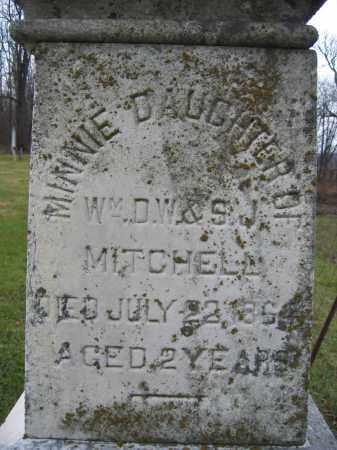 MITCHELL, MINNIE - Union County, Ohio   MINNIE MITCHELL - Ohio Gravestone Photos