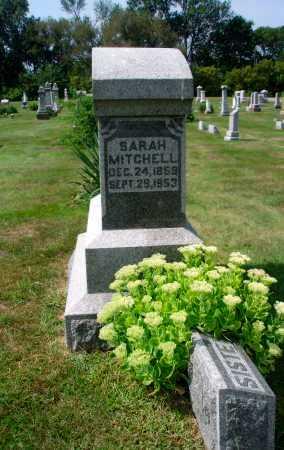 MITCHELL, SARAH - Union County, Ohio | SARAH MITCHELL - Ohio Gravestone Photos