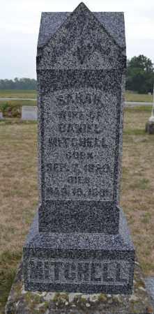 MITCHELL, SARAH - Union County, Ohio   SARAH MITCHELL - Ohio Gravestone Photos