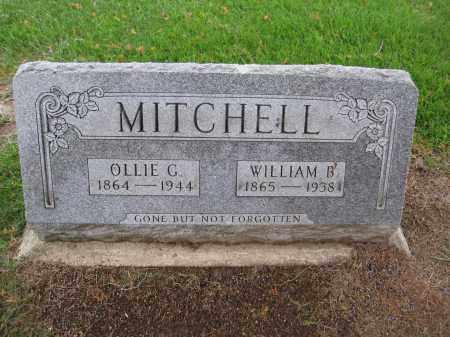 MITCHELL, OLLIE G. - Union County, Ohio | OLLIE G. MITCHELL - Ohio Gravestone Photos