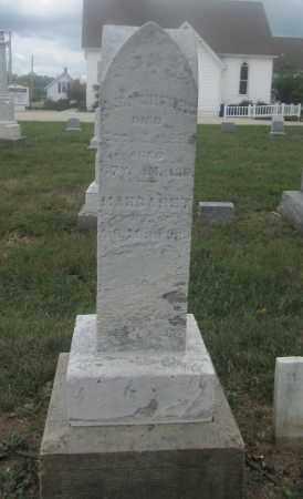 MORFORD, MARY A. - Union County, Ohio | MARY A. MORFORD - Ohio Gravestone Photos