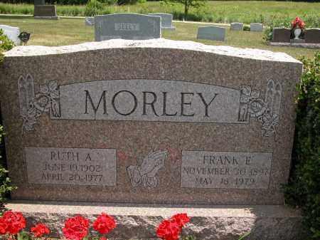 MORLEY, RUTH A. - Union County, Ohio   RUTH A. MORLEY - Ohio Gravestone Photos