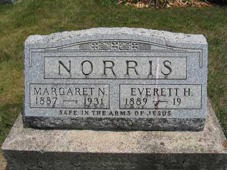 NORRIS, EVERETT H. - Union County, Ohio   EVERETT H. NORRIS - Ohio Gravestone Photos