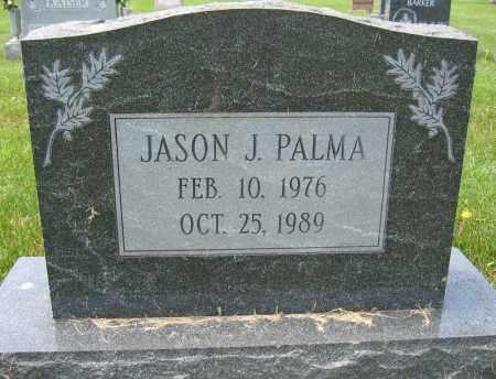 PALMA, JASON J. - Union County, Ohio | JASON J. PALMA - Ohio Gravestone Photos