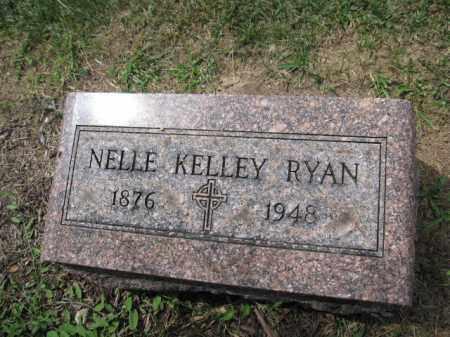 RYAN, NELLE KELLEY - Union County, Ohio   NELLE KELLEY RYAN - Ohio Gravestone Photos