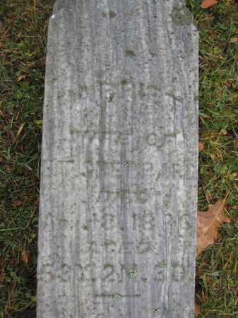 SHEPPARD, HARRIETT - Union County, Ohio | HARRIETT SHEPPARD - Ohio Gravestone Photos