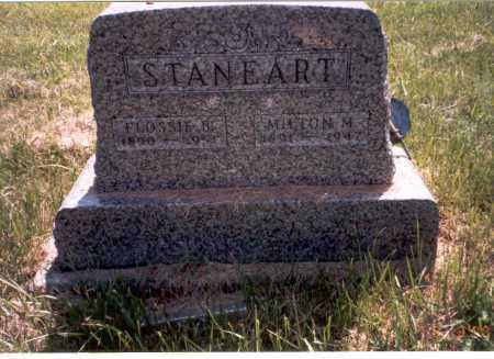 STANEART, MILTON M. - Vinton County, Ohio | MILTON M. STANEART - Ohio Gravestone Photos