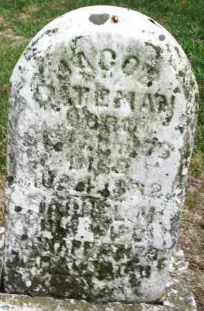 BATEMAN, JACOB - Warren County, Ohio | JACOB BATEMAN - Ohio Gravestone Photos