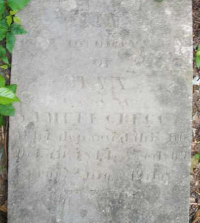 GREGG, ANN - Warren County, Ohio | ANN GREGG - Ohio Gravestone Photos
