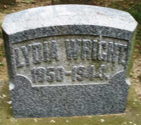 WRIGHT, LYDIA - Warren County, Ohio   LYDIA WRIGHT - Ohio Gravestone Photos