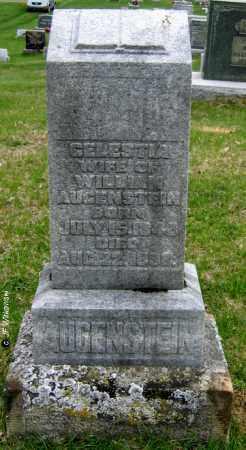 AUGENSTEIN, CELESTIA - Washington County, Ohio   CELESTIA AUGENSTEIN - Ohio Gravestone Photos