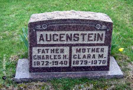 AUGENSTEIN, CLARA M. - Washington County, Ohio | CLARA M. AUGENSTEIN - Ohio Gravestone Photos