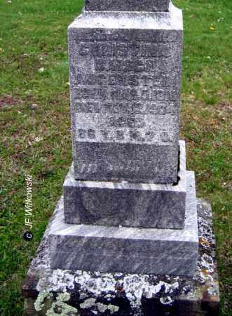 AUGENSTEIN, CHRISTINA - Washington County, Ohio | CHRISTINA AUGENSTEIN - Ohio Gravestone Photos