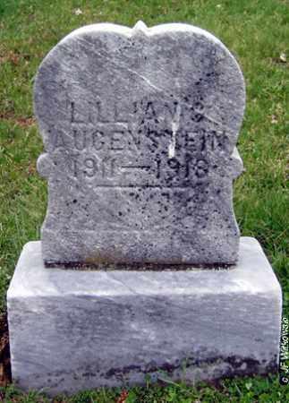 AUGENSTEIN, LILLIAN G. - Washington County, Ohio | LILLIAN G. AUGENSTEIN - Ohio Gravestone Photos