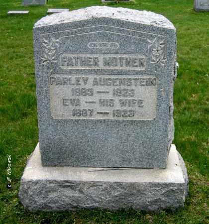 AUGENSTEIN, EVA - Washington County, Ohio | EVA AUGENSTEIN - Ohio Gravestone Photos