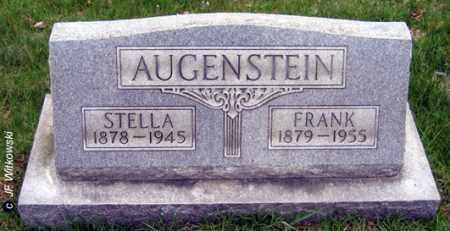 AUGENSTEIN, STELLA (ESTELLA) - Washington County, Ohio | STELLA (ESTELLA) AUGENSTEIN - Ohio Gravestone Photos