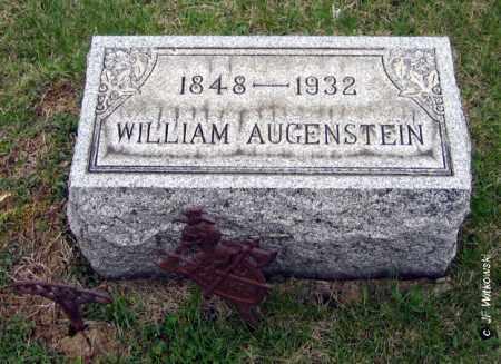 AUGENSTEIN, WILLIAM SR. - Washington County, Ohio   WILLIAM SR. AUGENSTEIN - Ohio Gravestone Photos