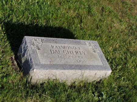 DAUGHERTY, RAYMOND - Washington County, Ohio | RAYMOND DAUGHERTY - Ohio Gravestone Photos