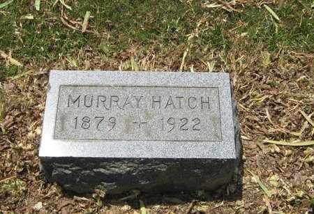 HATCH, WILLIAM MURRAY - Washington County, Ohio | WILLIAM MURRAY HATCH - Ohio Gravestone Photos