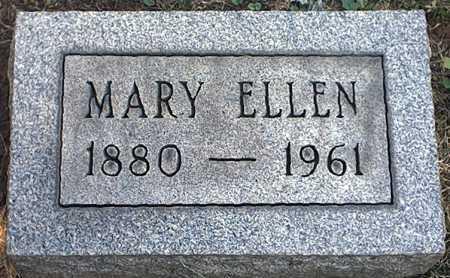 HAYES, MARY ELLEN - Washington County, Ohio | MARY ELLEN HAYES - Ohio Gravestone Photos