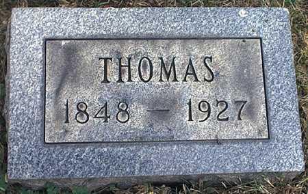 HAYES, THOMAS - Washington County, Ohio | THOMAS HAYES - Ohio Gravestone Photos
