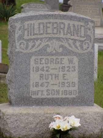 HILDEBRAND, GEORGE W. - Washington County, Ohio | GEORGE W. HILDEBRAND - Ohio Gravestone Photos