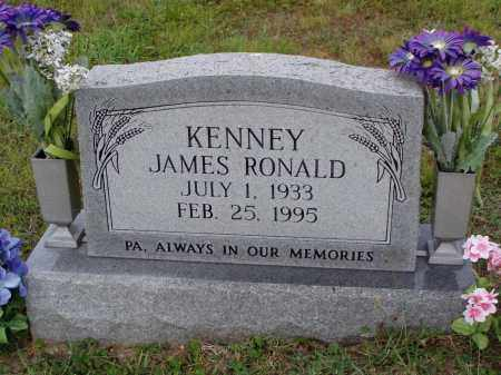 KENNEY, JAMES RONALD - Washington County, Ohio | JAMES RONALD KENNEY - Ohio Gravestone Photos