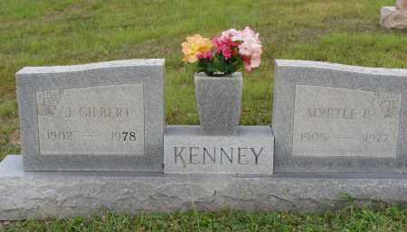 KENNEY, MYRTLE P. - Washington County, Ohio | MYRTLE P. KENNEY - Ohio Gravestone Photos