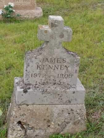 KENNEY, JAMES - Washington County, Ohio | JAMES KENNEY - Ohio Gravestone Photos