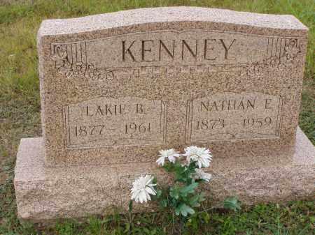 KENNEY, LAKIE B. - Washington County, Ohio | LAKIE B. KENNEY - Ohio Gravestone Photos