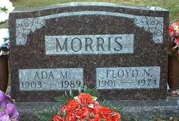 MORRIS, ADA MARIE - Washington County, Ohio | ADA MARIE MORRIS - Ohio Gravestone Photos
