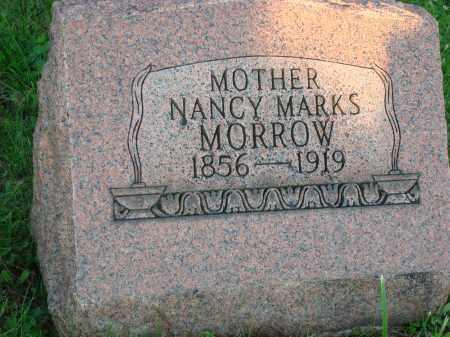 MORROW, NANCY - Washington County, Ohio | NANCY MORROW - Ohio Gravestone Photos