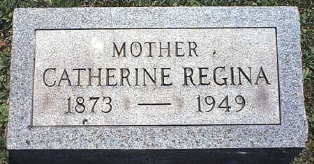 HOLDEN RODDY, CATHERINE REGINA - Washington County, Ohio | CATHERINE REGINA HOLDEN RODDY - Ohio Gravestone Photos