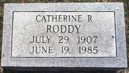 RODDY, CATHERINE REGINA - Washington County, Ohio | CATHERINE REGINA RODDY - Ohio Gravestone Photos