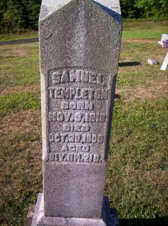 TEMPLETON, SAMUEL - Washington County, Ohio | SAMUEL TEMPLETON - Ohio Gravestone Photos