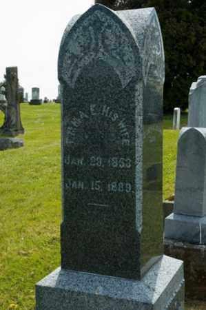 WEHRLY BEVINGTON, EMMA - Wayne County, Ohio | EMMA WEHRLY BEVINGTON - Ohio Gravestone Photos